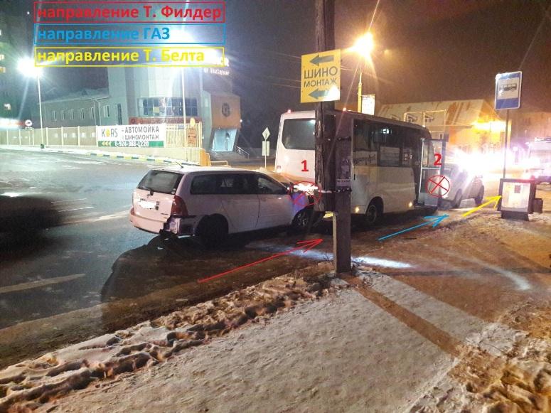 Три человека погибли вДТП наночной трассе вЗабайкалье