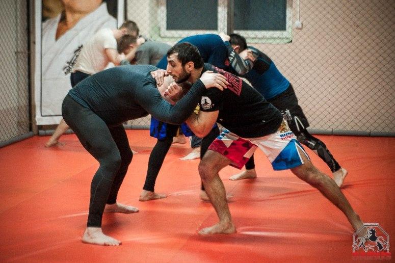 Спортивная диета для борцов
