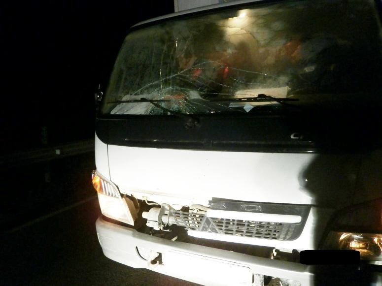5 человек пострадали при столкновении маршрутки с«КамАЗом» вЗабайкалье