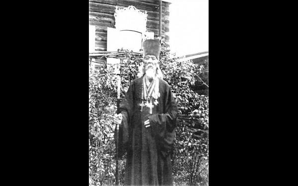 Священник Иоанн Титов