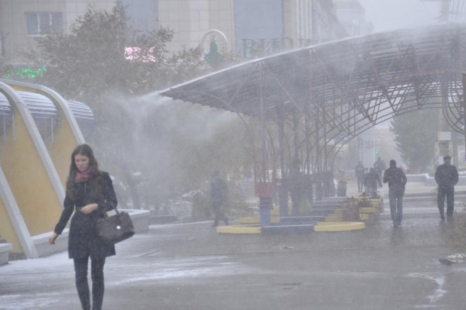 Ввыходные вАрхангельской области пройдут дожди имокрый снег