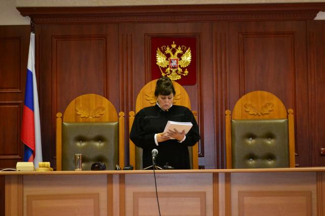 Осуждённый заубийство читинец плюнул всудью наоглашении вердикта
