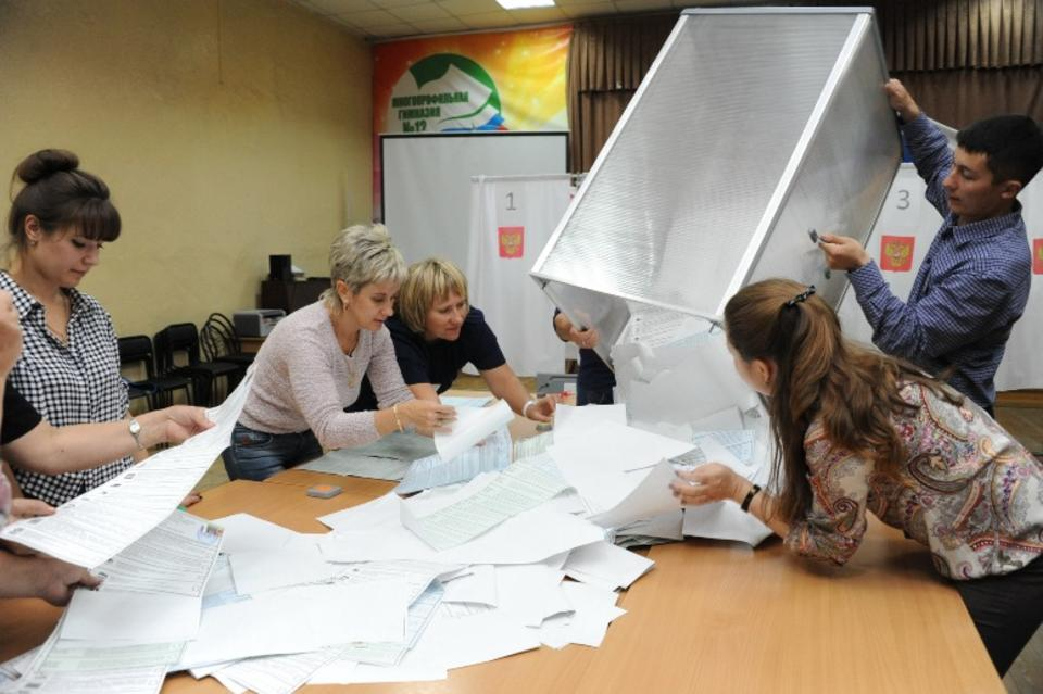 Жданова навыборах руководителя Забайкалья набирает неменее 50% голосов
