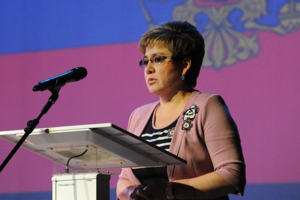 Вступила вдолжность первая женщина-губернатор вСибири