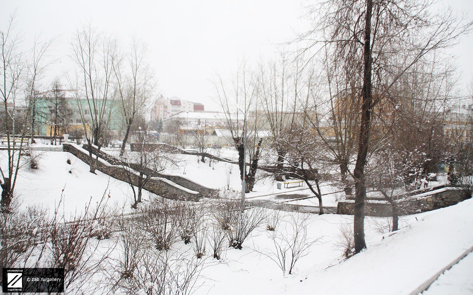 город чита весной фото конце концов