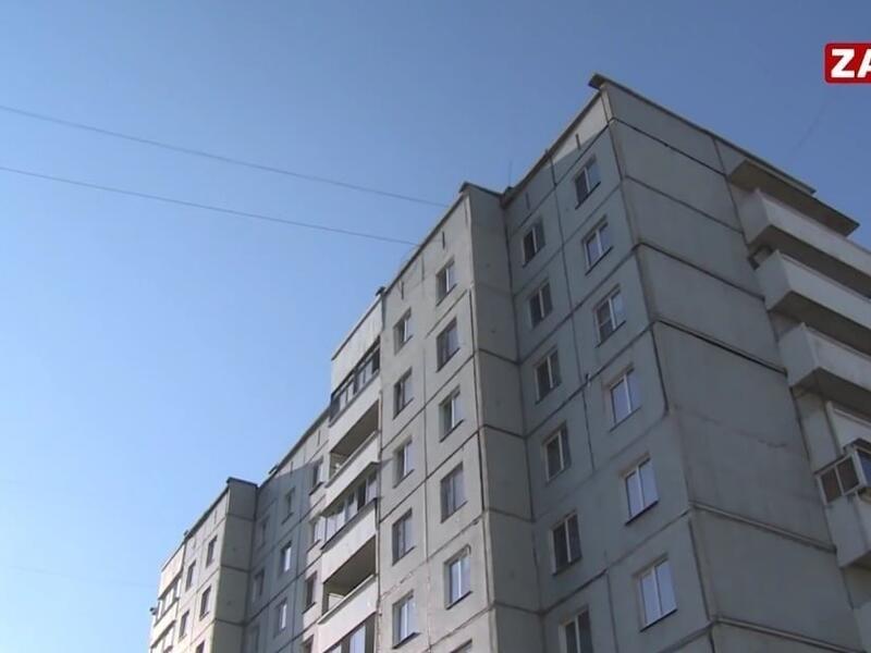 Жильцов аварийного дома в Чите не допустили к прямой линии с Путиным