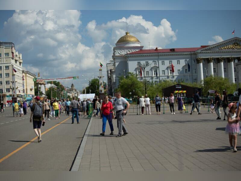 Забайкальский край снова вошёл в список лидеров антирейтинга