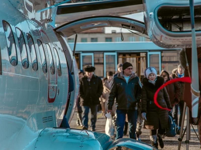 В правительстве Забайкалья рассказали подробности полёта Осипова в Каларский район