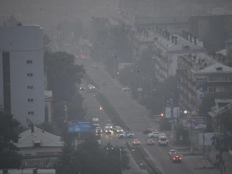 Забайкальским предприятием заинтересовалась прокуратура из-за выбросов опасных веществ в воздух