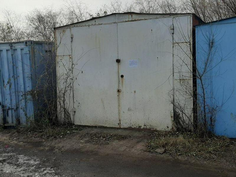 Запланирован демонтаж незаконно установленных гаражей в Чите