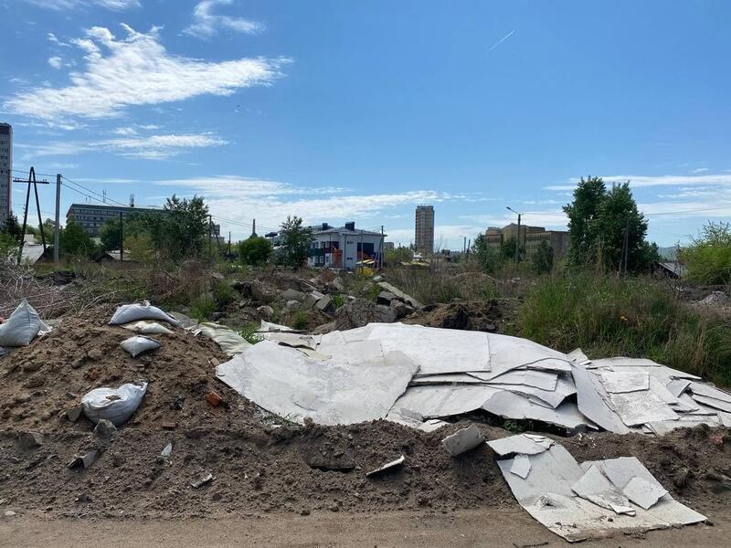 Александр Сапожников: «Это мусор? Это грунт!»