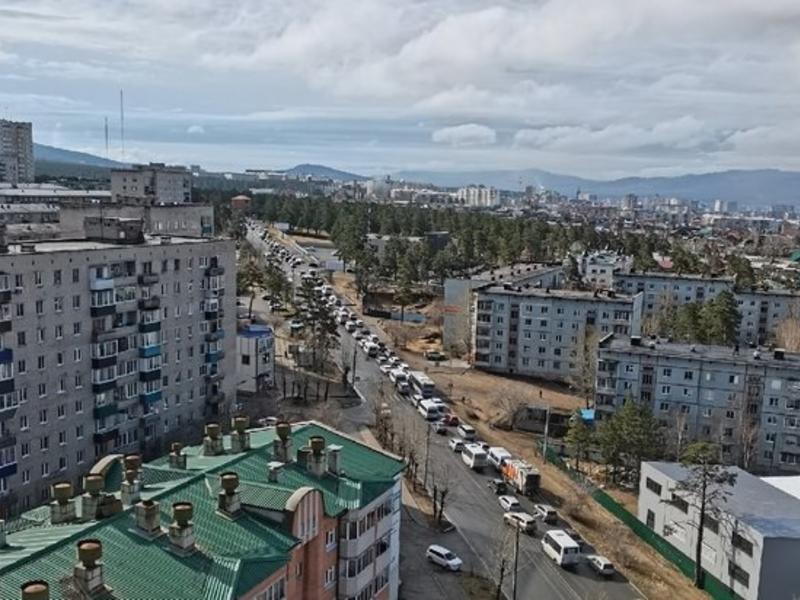 Как вылечить дорожный «запор» на улицах Читы