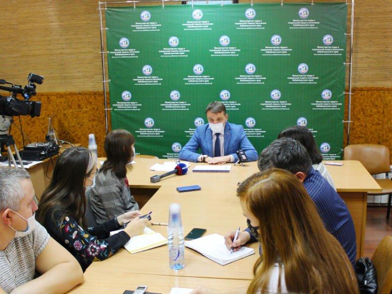На выплаты для детей от 3 до 7 лет  в Забайкалье подано более 58 тысяч заявлений