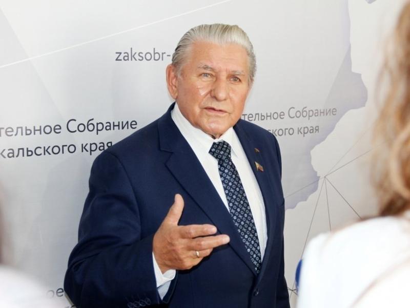 Сутурин - Шангиной: «Почему в Забайкалье возникают скандалы?»