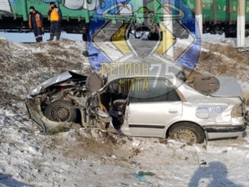 ГИБДД о ДТП в Домне:  Водитель была пьяна и нарушила правила