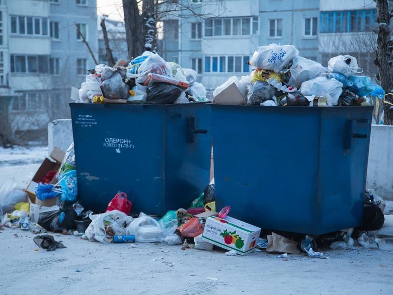 «Олерон+» отделался от пенсионерки номером водителя мусоровоза