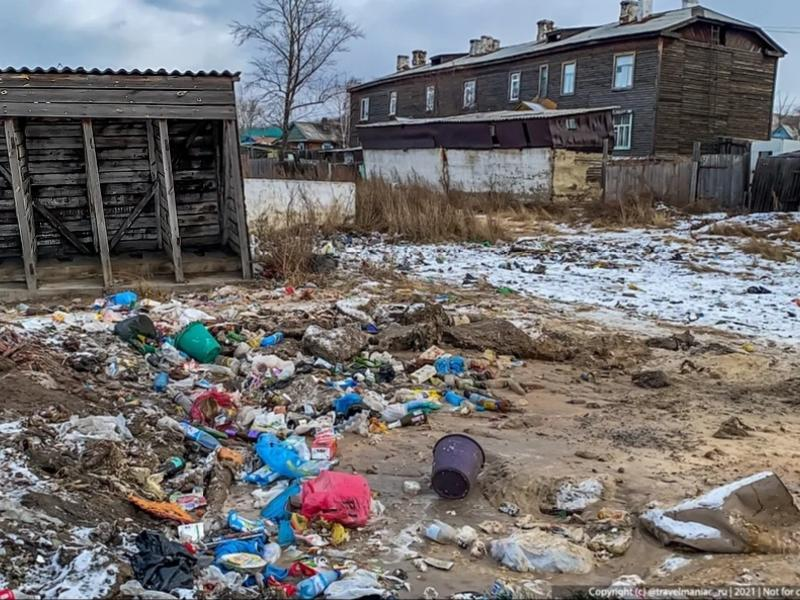 Блогер-путешественник ужаснулся районом «Зенитка» в Чите