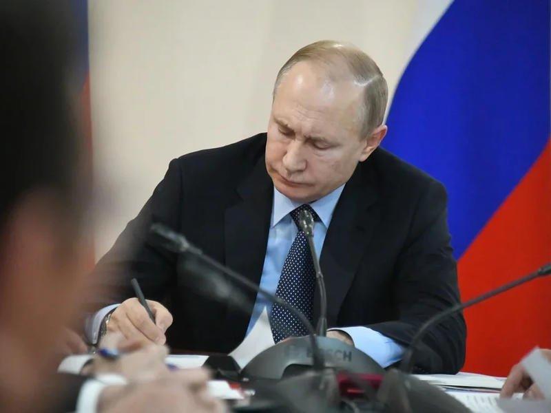 Россия заинтересована в притоке мигрантов - Путин