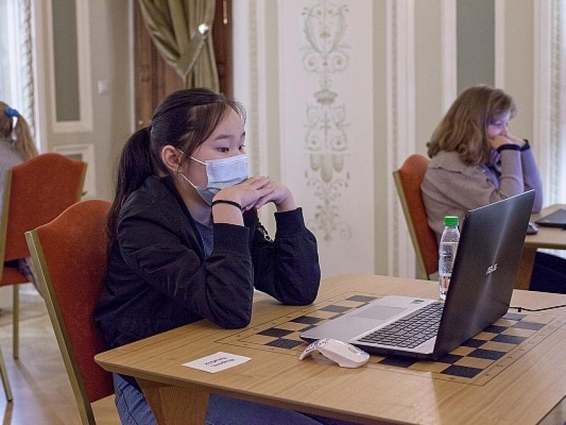 Юная шахматистка из Забайкалья Яна Жапова выиграла первенство Европы