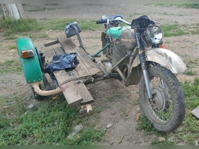 Водитель мотоцикла погиб в результате ДТП в Борзинском районе