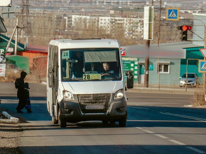 Читинская администрация назвала проблемы городского общественного транспорта