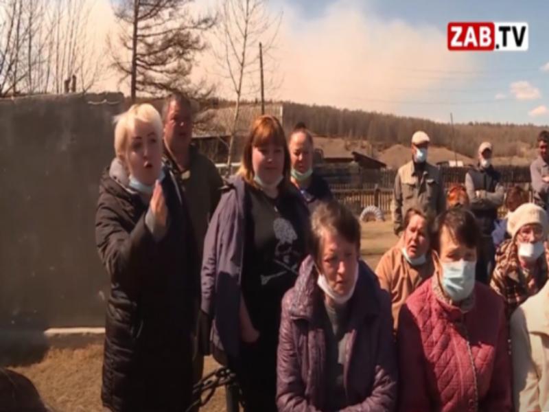 Жители сёл золотодобытчикам: «Оставьте нас в покое!» — ZAB.TV