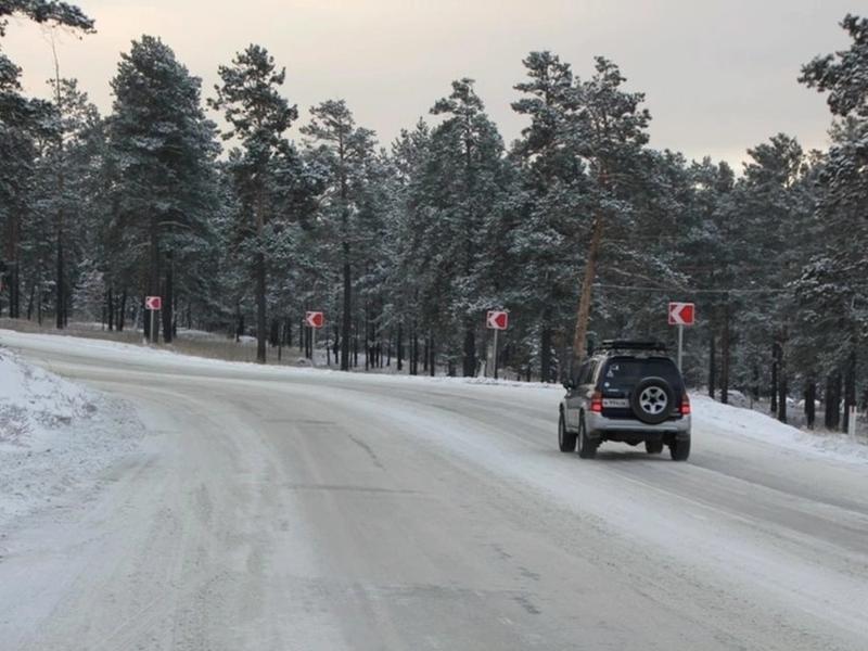 Гидрометцентр предупредил о сильном снеге и гололёде в Забайкалье