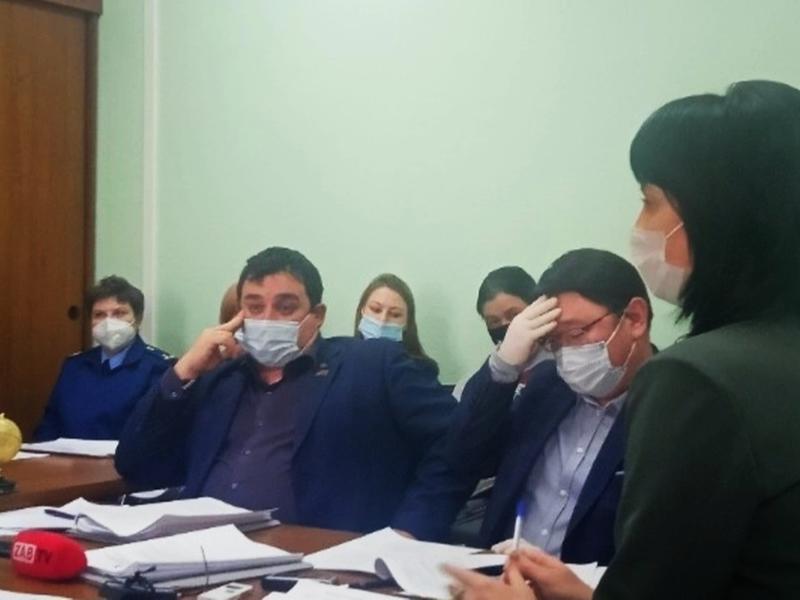 Депутат Заксобрания напомнил Щегловой об обещании посетить больницу на ГРЭС