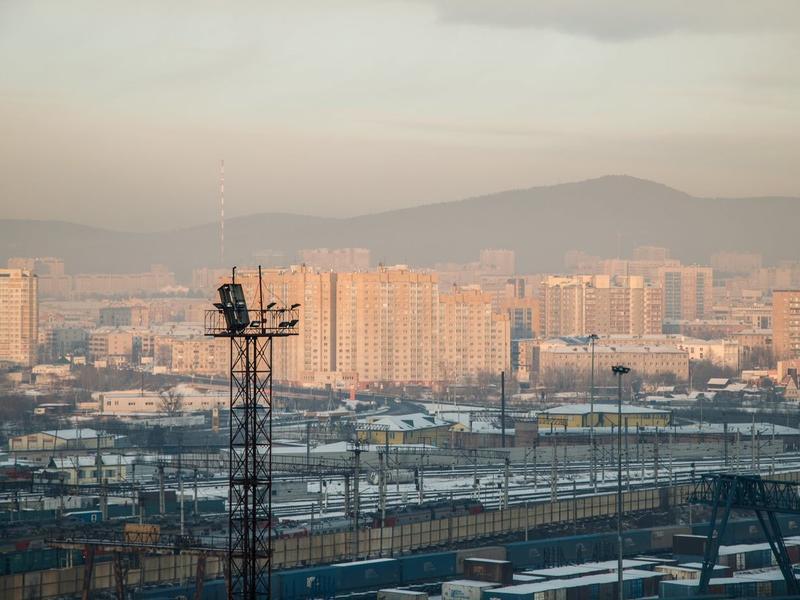 Почему за год не удалось запустить сайт по проблеме загрязнения воздуха в Чите?