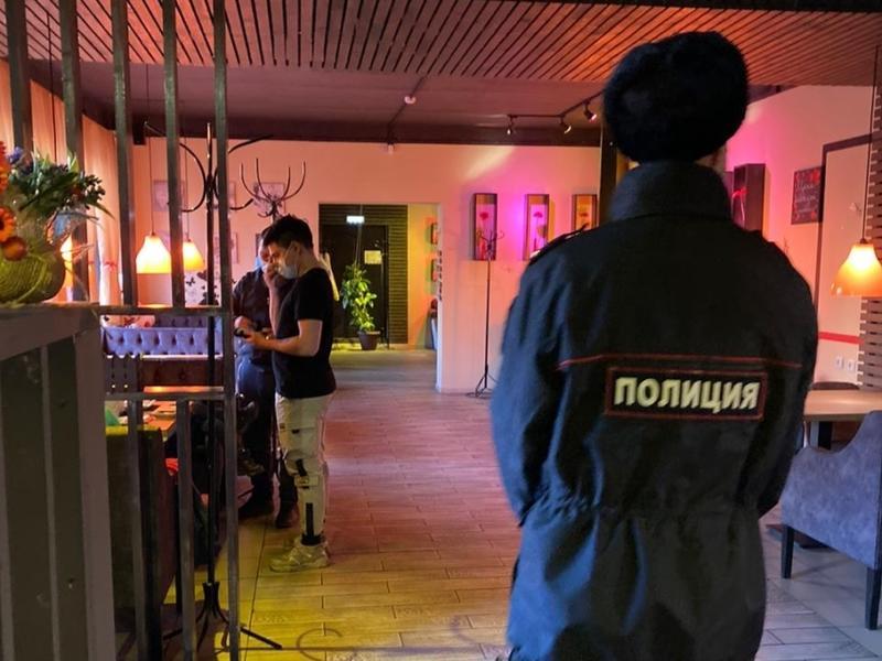 Прошли очередные проверки кафе и магазинов Читы на соблюдение мер безопасности