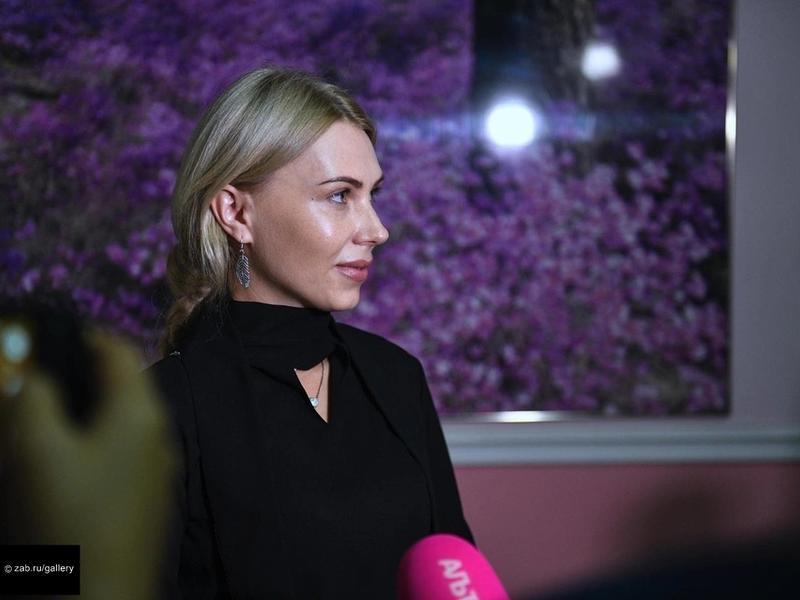 Экс-кандидат на пост главы Забайкалья Яна Шпак возглавила центр «Мой бизнес»