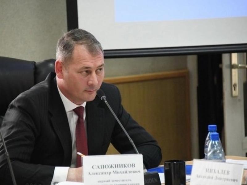 Общественники потребовали от главы Читы отправить в отставку Сапожникова