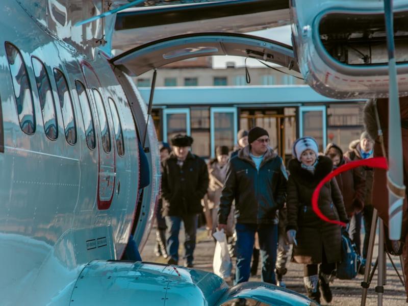В авиакомпании прокомментировали «угон» самолета Осиповым из аэропорта Читы