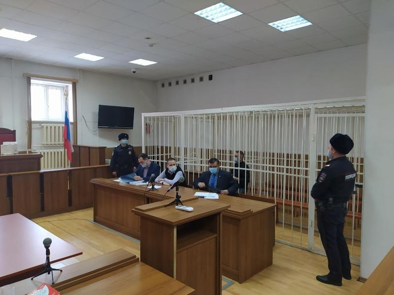 Прокурор зачитал обвинение бывшему сити-менеджеру Читы Олегу Кузнецову