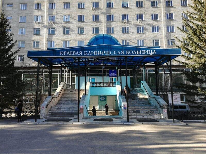 Имя нового главврача Краевой клинической больницы в Чите всё ещё неизвестно