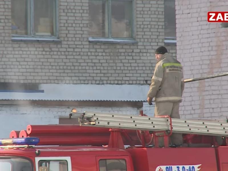Ремонт теплотрассы в Маккавеево завершён, теплоснабжение восстановлено