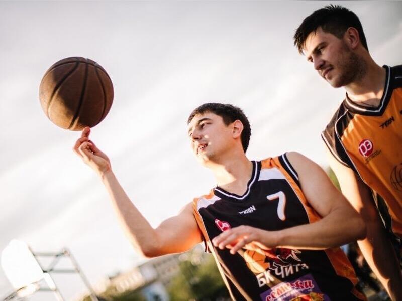 Соревнования по уличному баскетболу пройдут в Чите в период третьей волны COVID-19