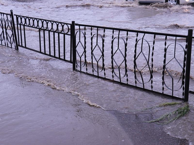 В мэрии Читы заявили о нехватке средств на разработку проектов «ливнёвок»