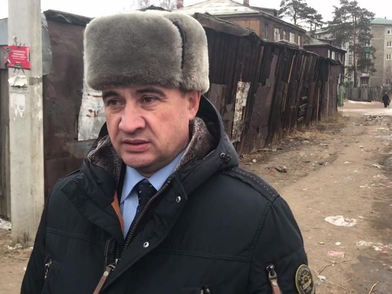 Глава Ингодинского района Читы посетовал на отношение жителей к мусору