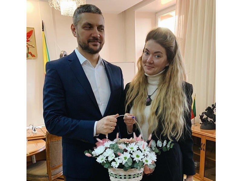 Представитель ЭИСИ Кислицына посетила Читу для эфира в Instagram c губернатором Осиповым