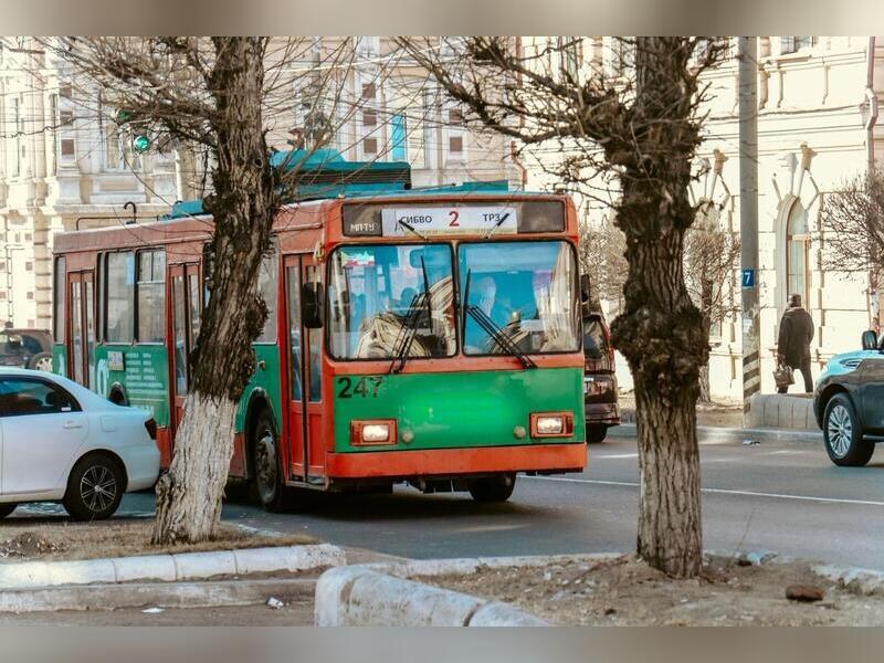 Власти Читы рассказали как будут изымать дома под снос для троллейбусной линии на КСК