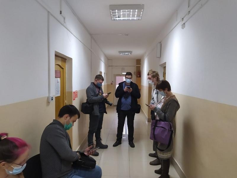 Сторона защиты экс-руководителя Читы Кузнецова попросила СМИ покинуть зал суда - ZAB.TV