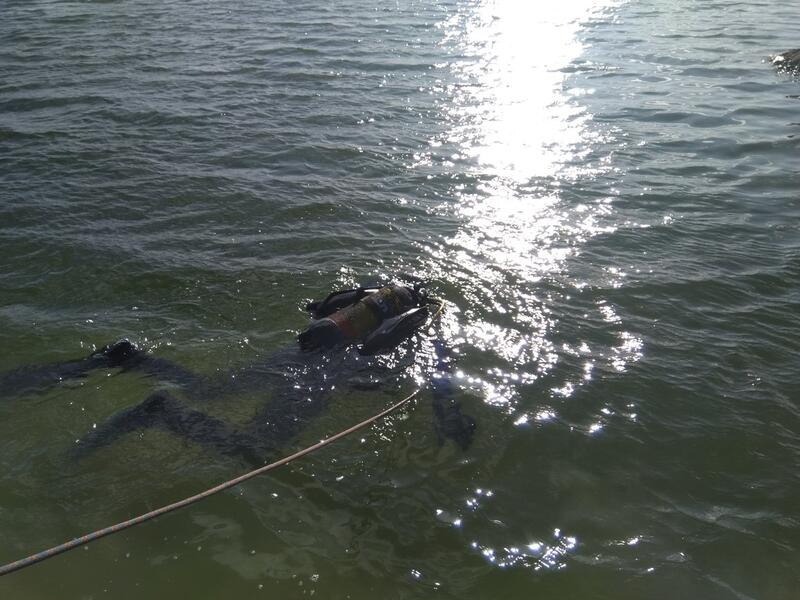 Тело мужчины нашли в озере Забайкальского края