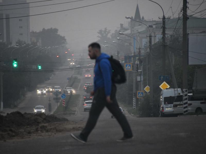 Забайкалье оказалось в числе регионов со случаями высокого загрязнения воздуха