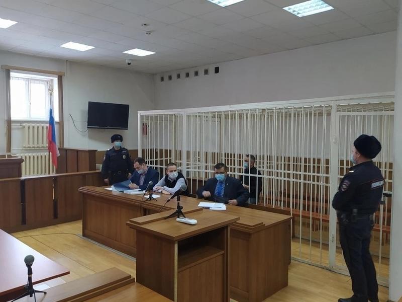 Свидетель по делу бывшего сити-менеджера Читы Лёвочкина попросила удалить СМИ из зала суда