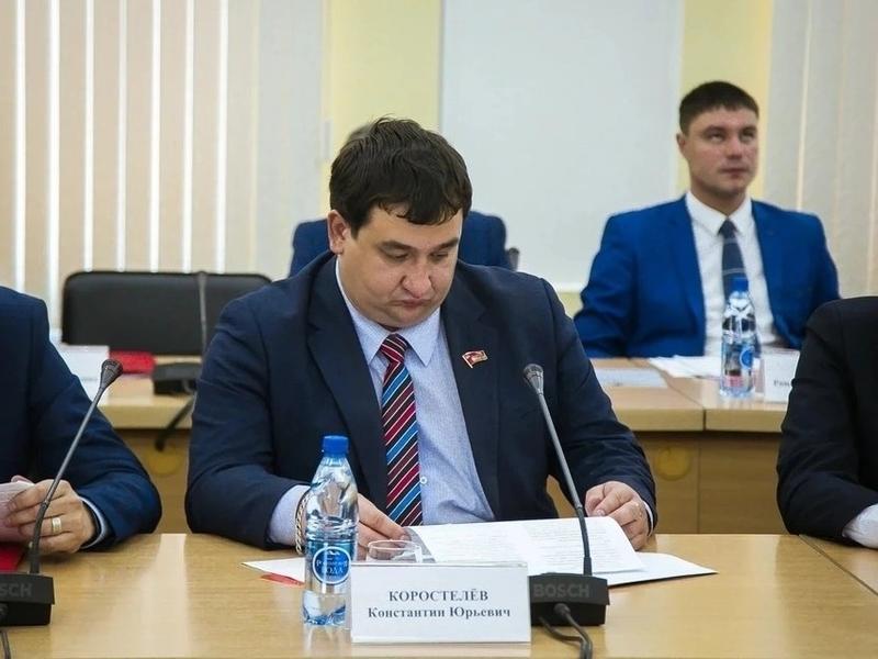 Коростелёв не считает популизмом намерение коммунистов отстранить Осипова от должности главы Забайкалья