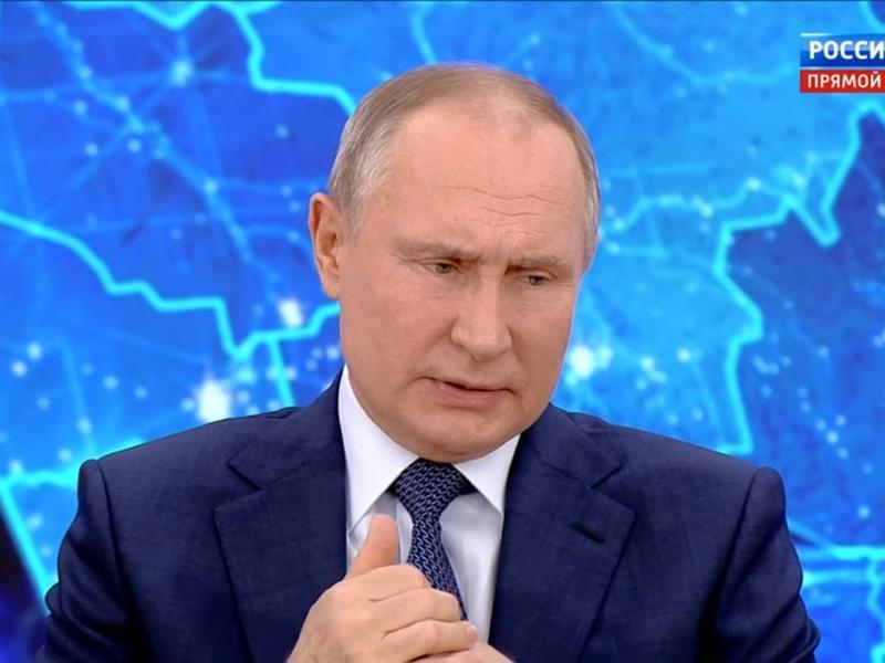Путин рассказал, когда поставит себе вакцину от COVID-19