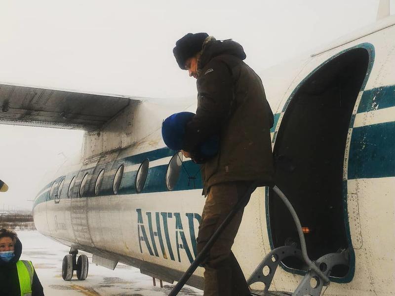 Осипов создал рабочую группу для выяснения ситуации по задержке рейса из Читы в Чару
