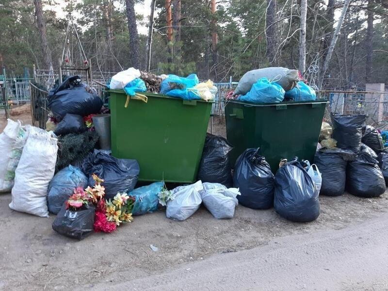 В России планируют ввести ответственность за нарушение раздельного сбора мусора