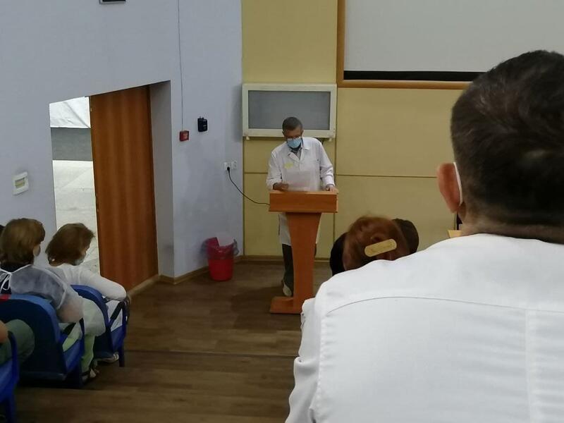 Врачи рассказали о критической ситуации в Краевой клинической больнице в Чите
